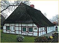 Reetdachhaus in Dörnick
